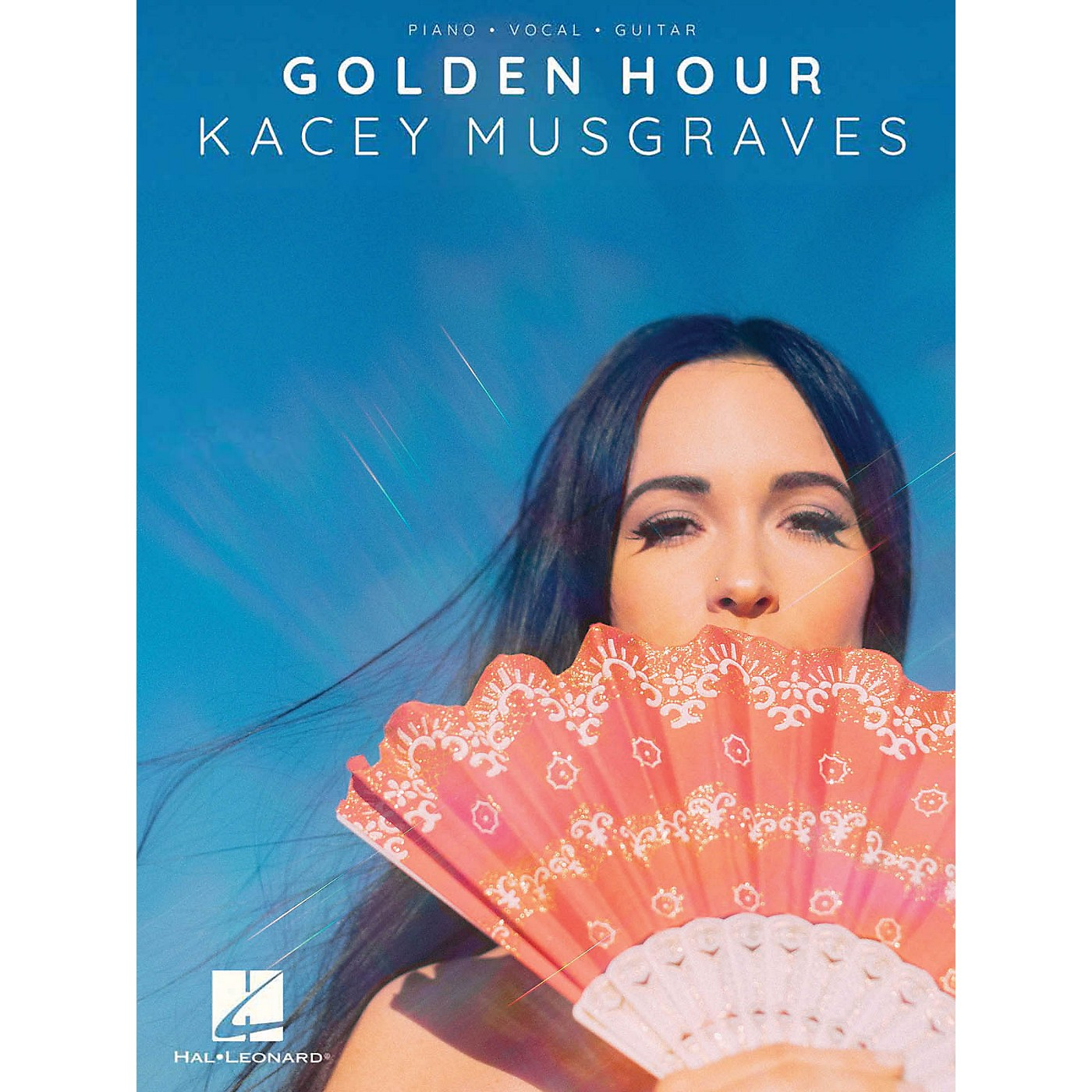 Hal Leonard Kacey Musgraves - Golden Hour Piano/Vocal/Guitar Songbook thumbnail