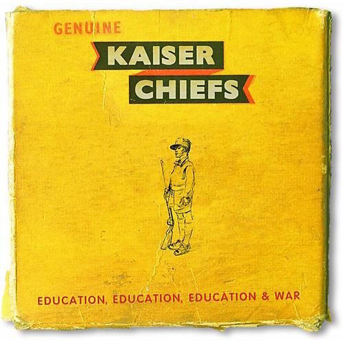 Alliance Kaiser Chiefs - Education Education Education & War thumbnail