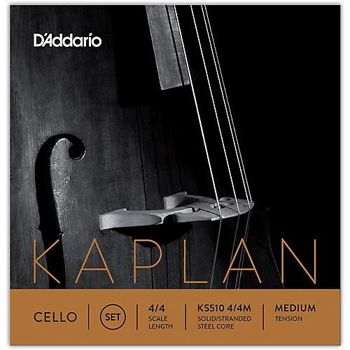 D'Addario Kaplan 4/4 Size Cello Strings thumbnail