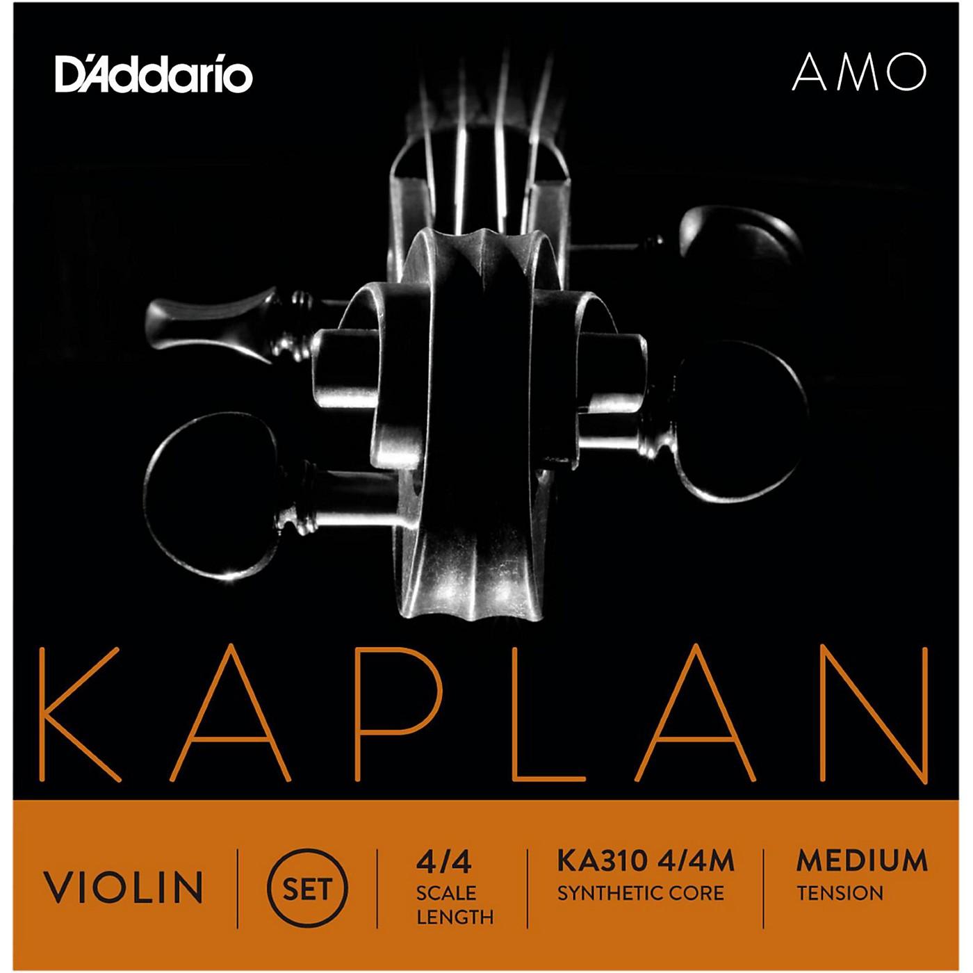 D'Addario Kaplan Amo Series Violin String Set thumbnail