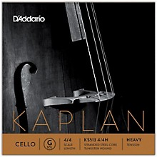 D'Addario Kaplan Series Cello G String