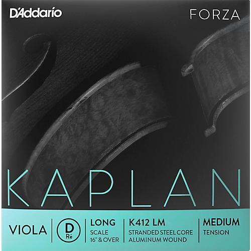 D'Addario Kaplan Series Viola D String thumbnail