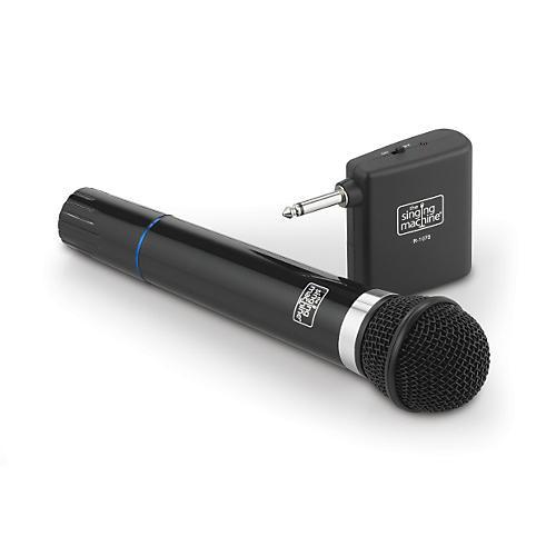 The Singing Machine Karaoke Wireless Microphone thumbnail