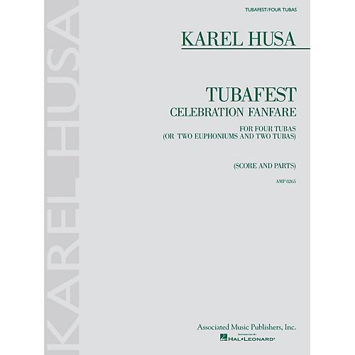 Associated Karel Husa - Tubafest Brass Ensemble Series Composed by Karel Husa thumbnail