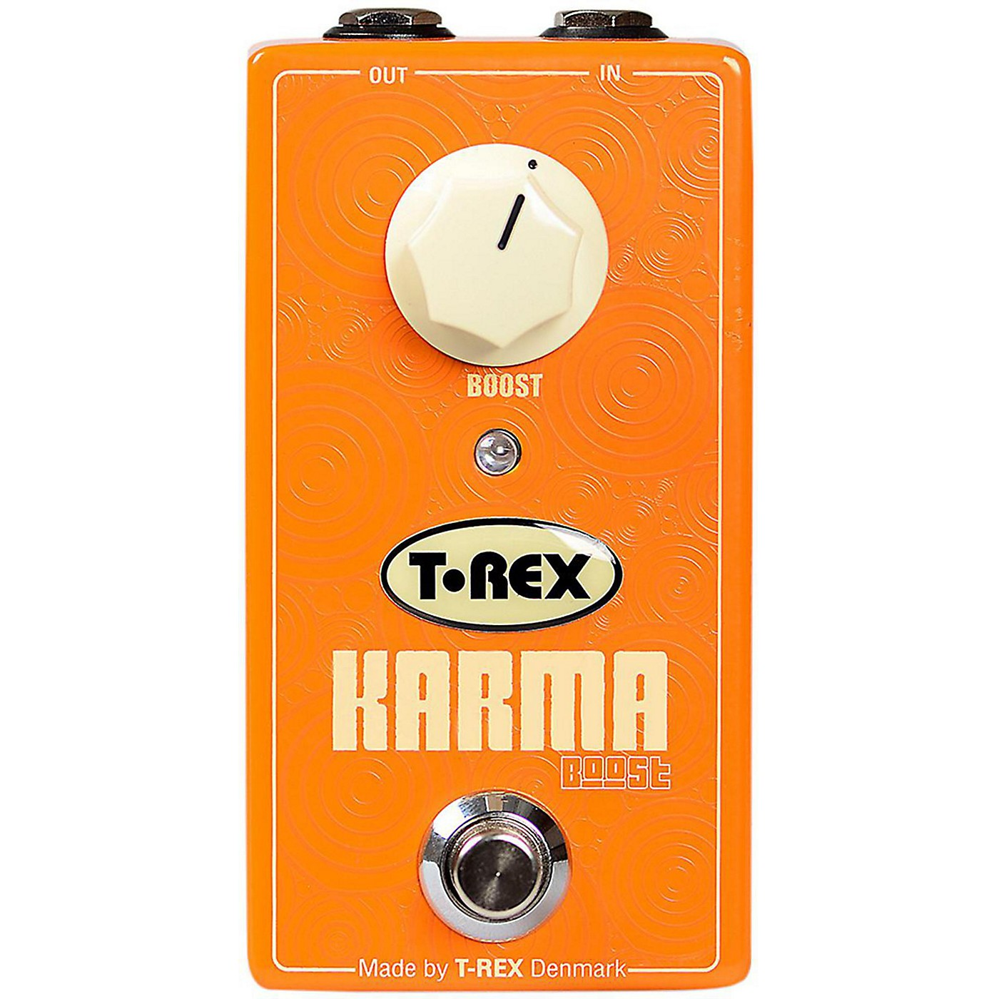 T-Rex Engineering Karma Clean Boost Guitar Effects Pedal thumbnail