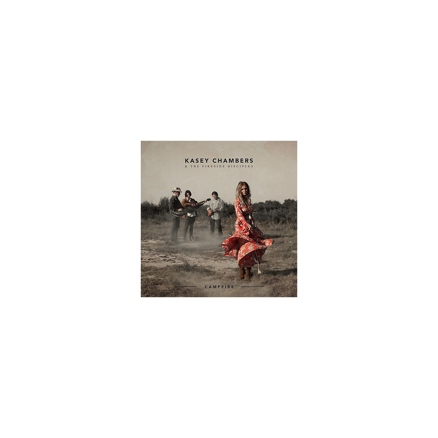 Alliance Kasey Chambers & The Fireside Disciples - Campfire (CD) thumbnail