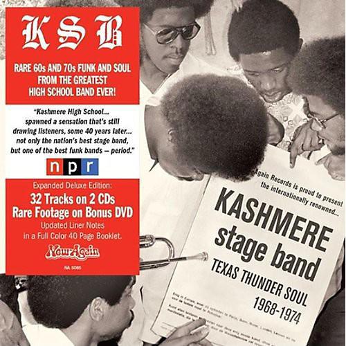Alliance Kashmere Stage Band - Texas Thunder Soul thumbnail