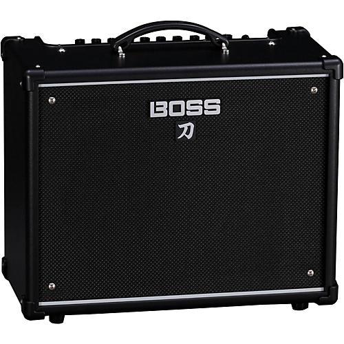 Boss Katana KTN-50 50W 1x12 Guitar Combo Amplifier thumbnail