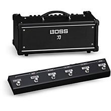Boss Katana KTN-Head 100W Guitar Amplifier Head with GA-FC Foot Controller