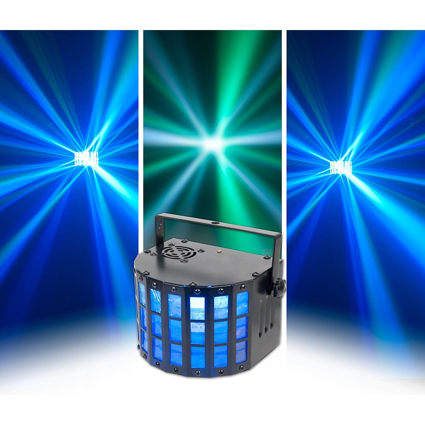 Eliminator Lighting Katana LED RGBW Derby Effect Light thumbnail