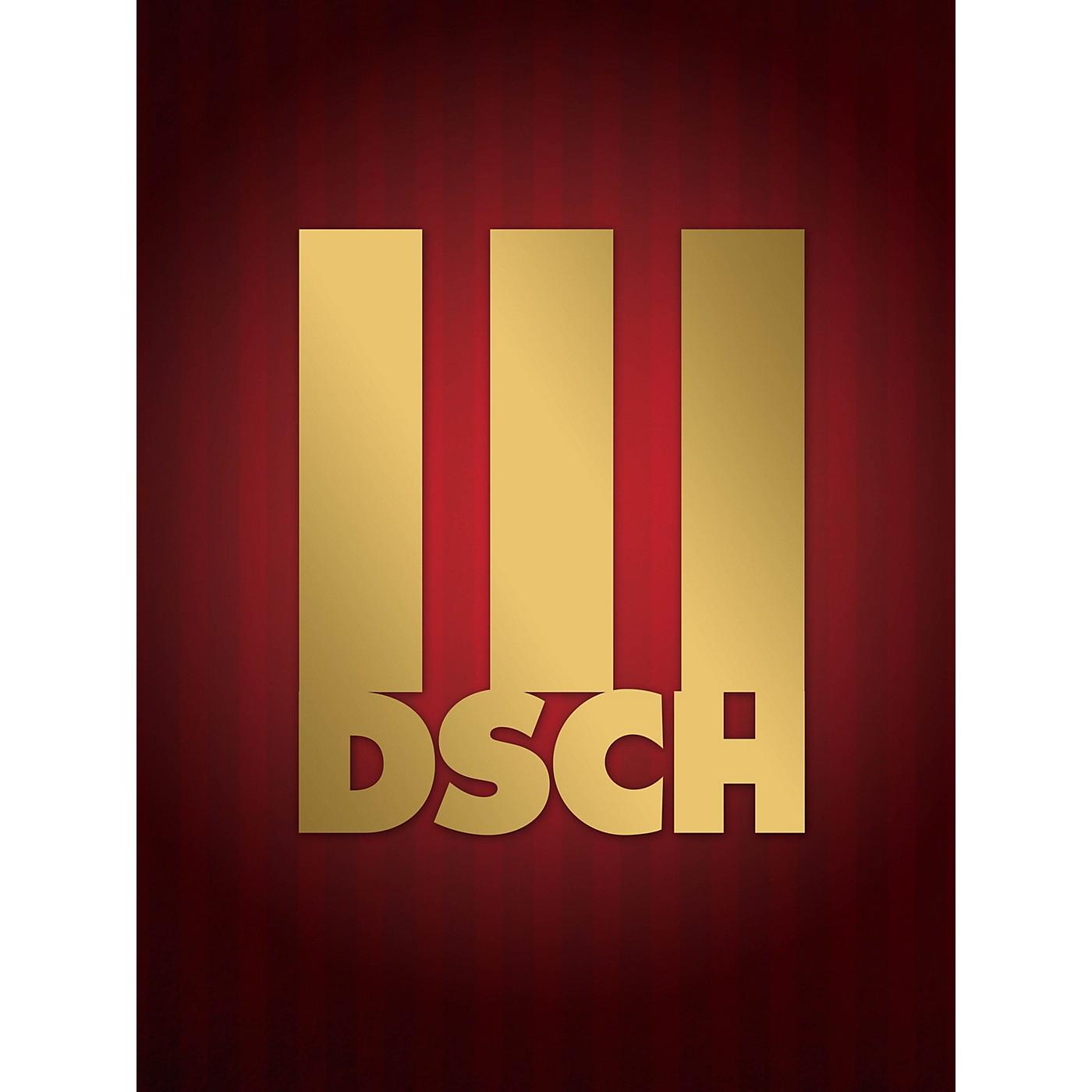 DSCH Katerina Izmailova Op. 29/114 - Piano Score DSCH Series Hardcover by Dmitri Shostakovich thumbnail