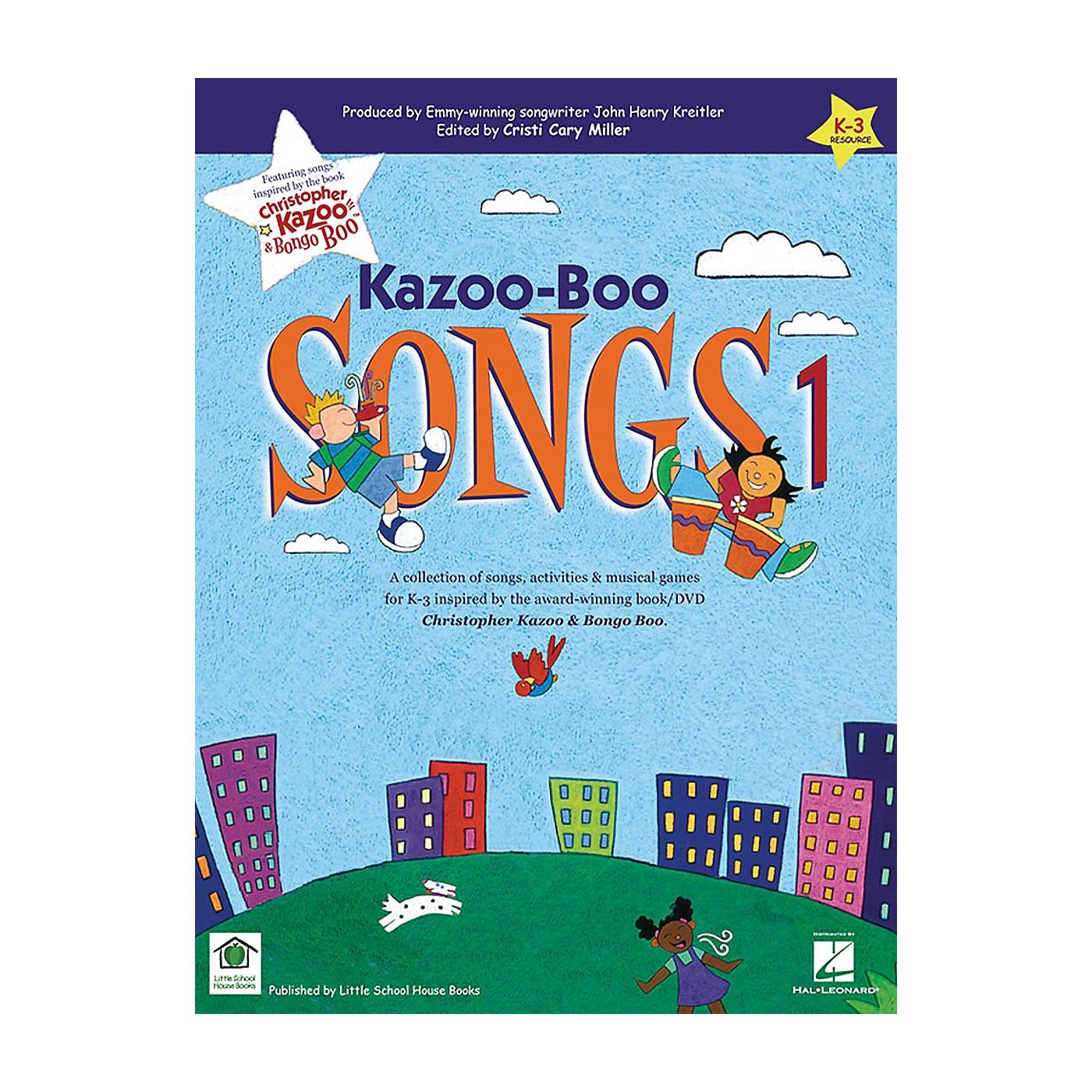 Artz Smartz Kazoo-Boo Songs 1 Songbook Composed by John Henry Kreitler thumbnail