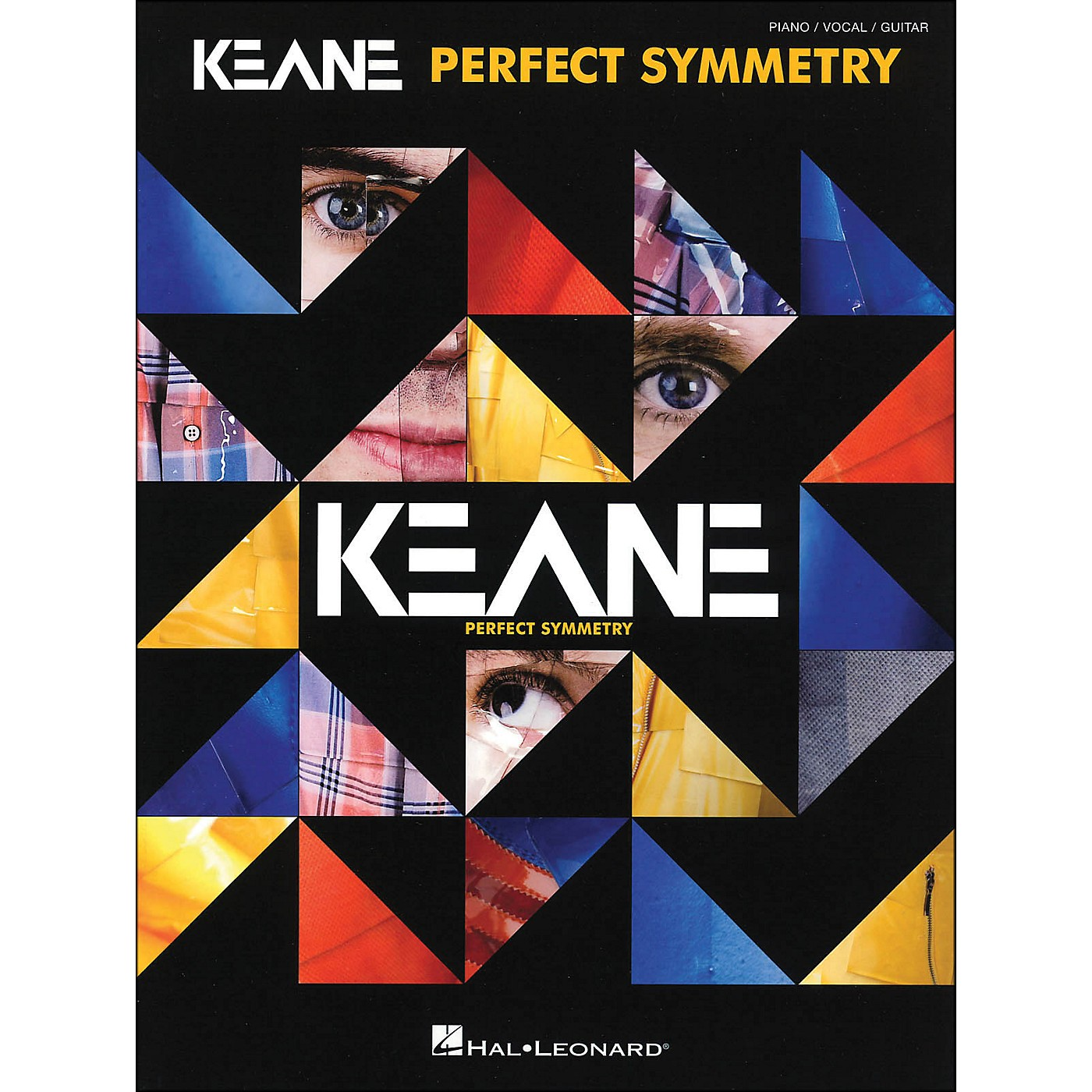 Hal Leonard Keane - Perfect Symmetry arranged for piano, vocal, and guitar (P/V/G) thumbnail