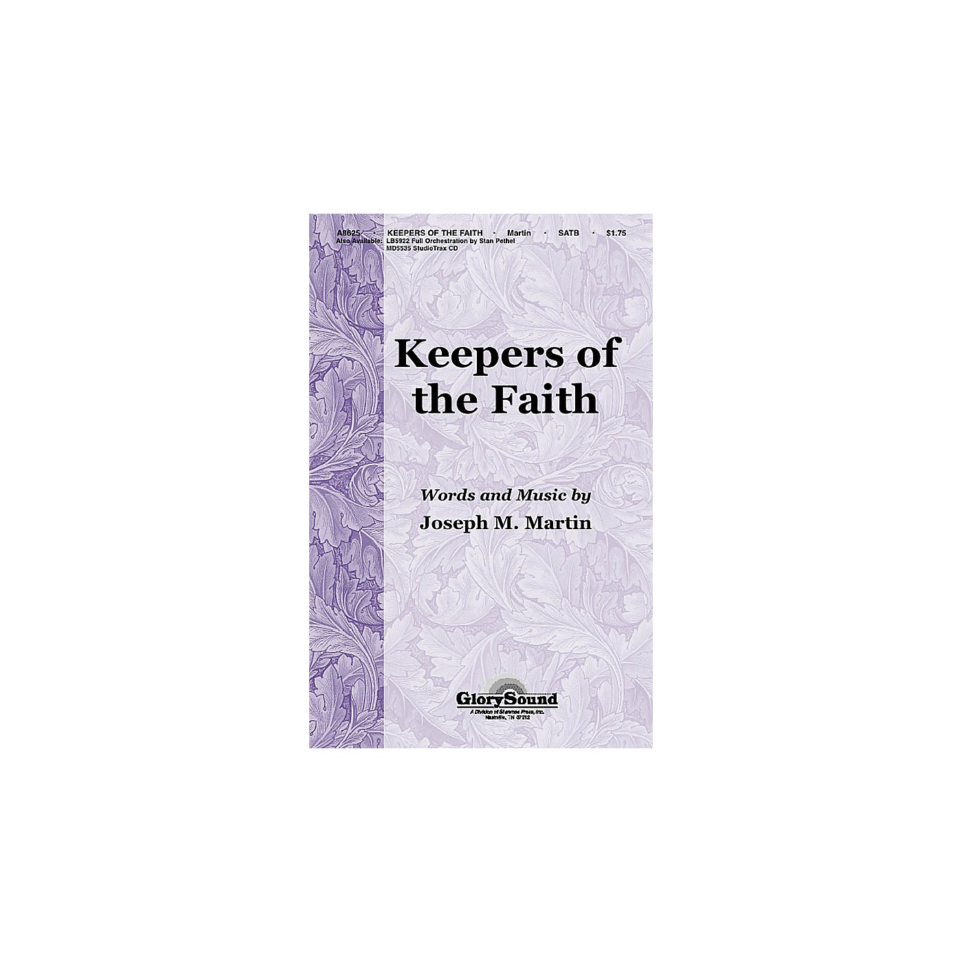 Shawnee Press Keepers of the Faith SATB composed by Joseph M. Martin thumbnail