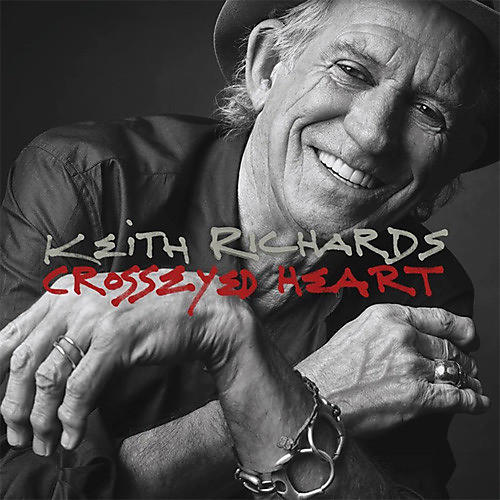 Alliance Keith Richards - Crosseyed Heart thumbnail