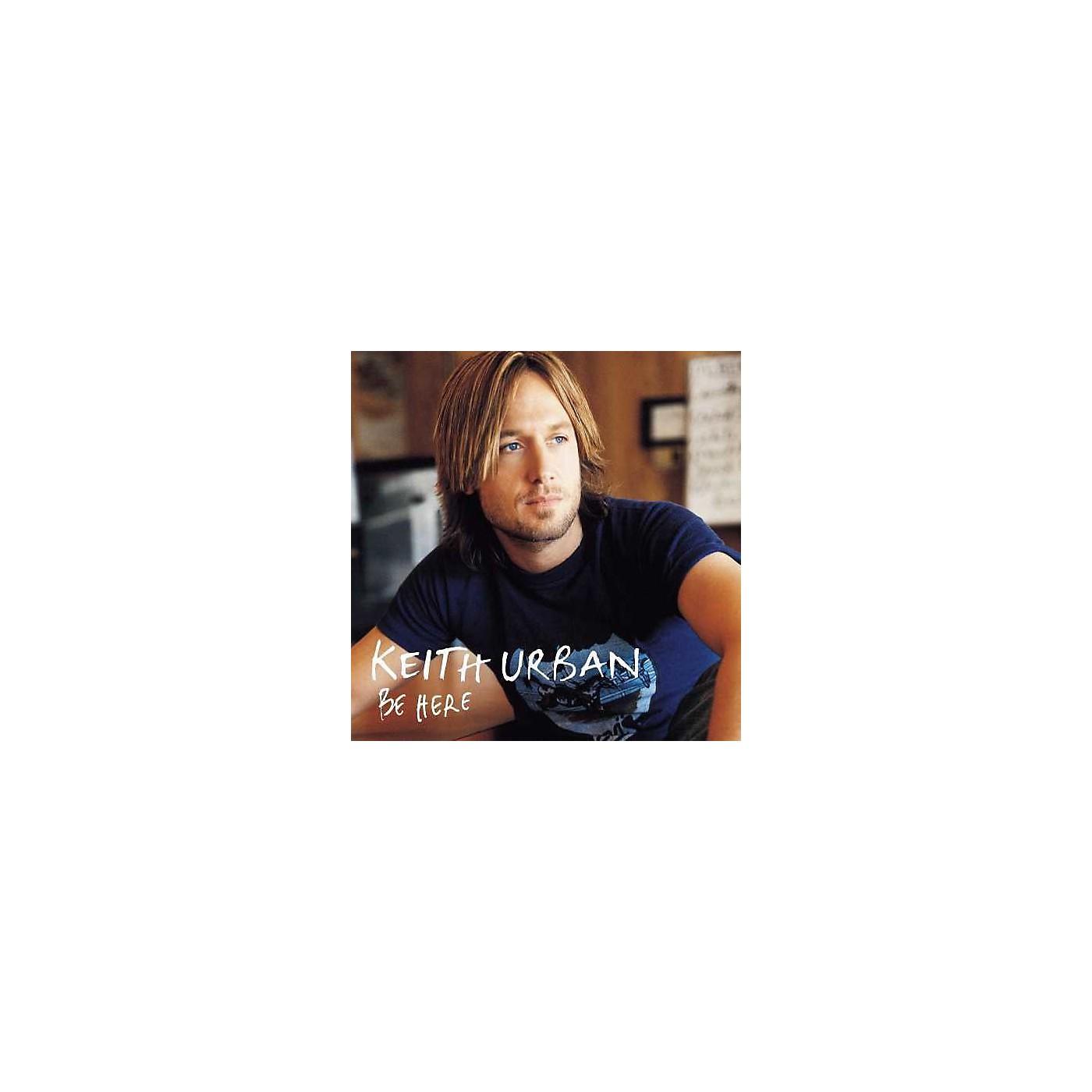 Alliance Keith Urban - Be Here thumbnail