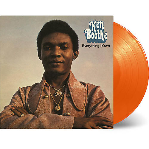Alliance Ken Boothe - Everything I Own thumbnail