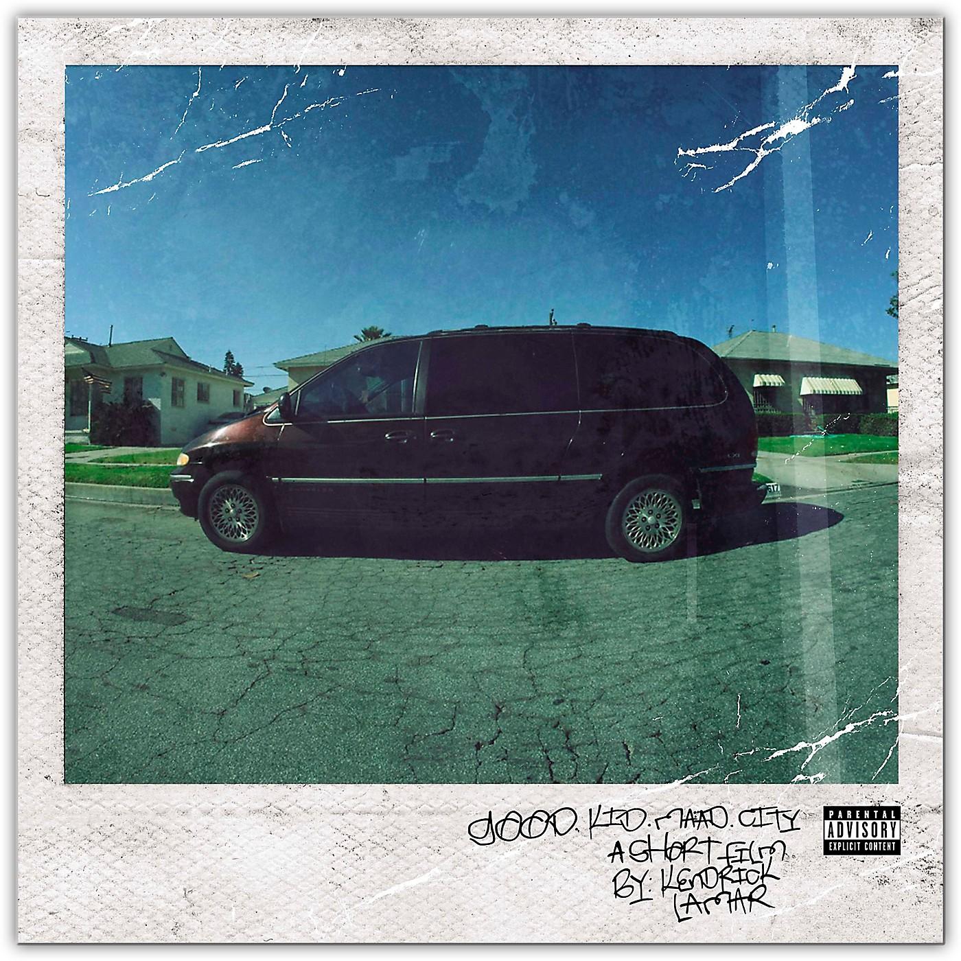 Universal Music Group Kendrick Lamar - Good Kid, M.A.A.D. City Vinyl 2LP thumbnail