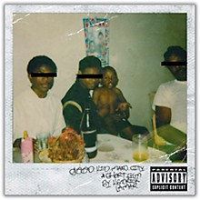Kendrick Lamar - Good Kid, M.A.A.D. City Vinyl 2LP