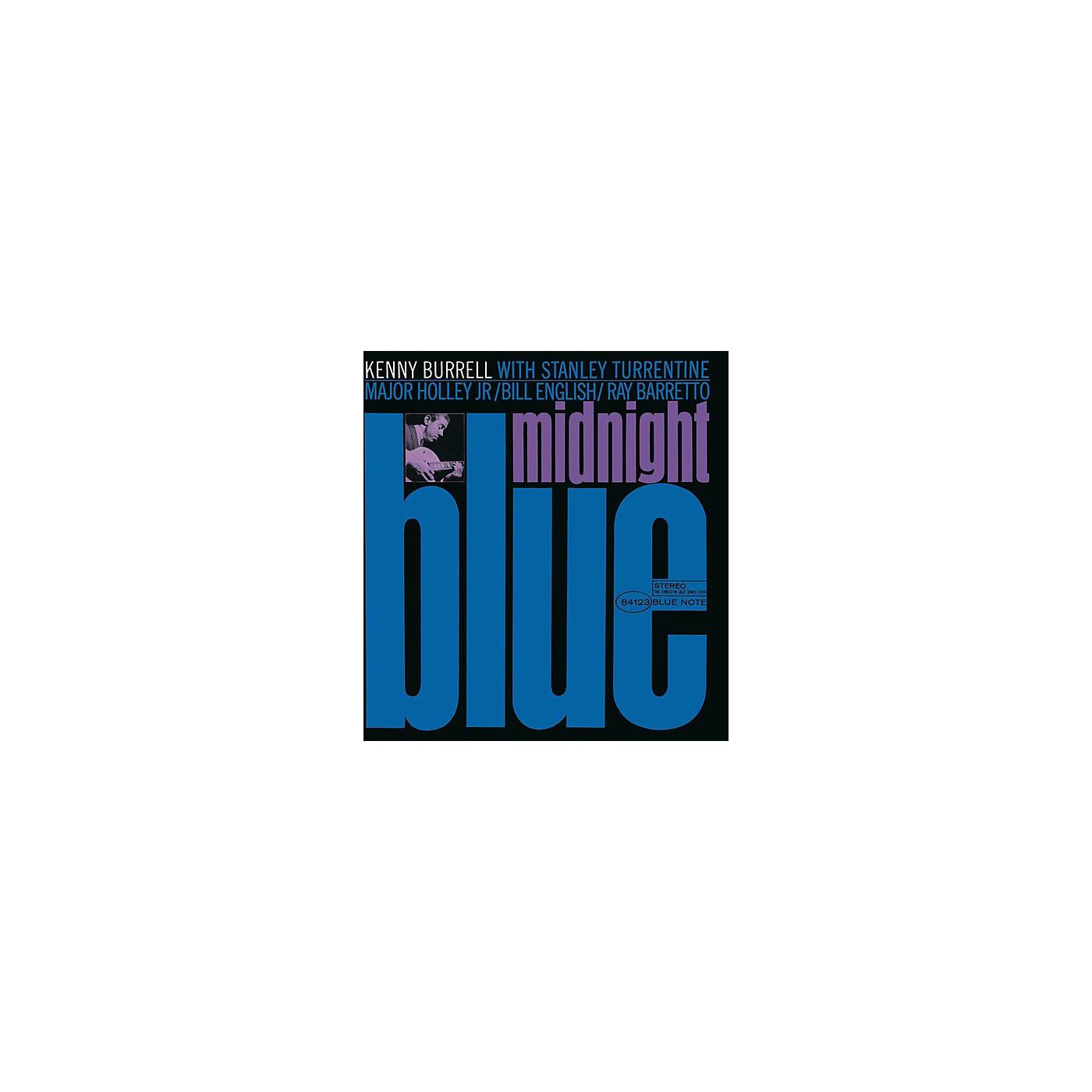 Alliance Kenny Burrell - Midnight Blue thumbnail