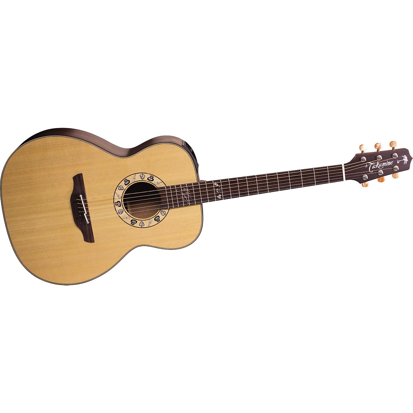 Takamine Kenny Chesney KC70 NEX Acoustic-Electric Guitar thumbnail