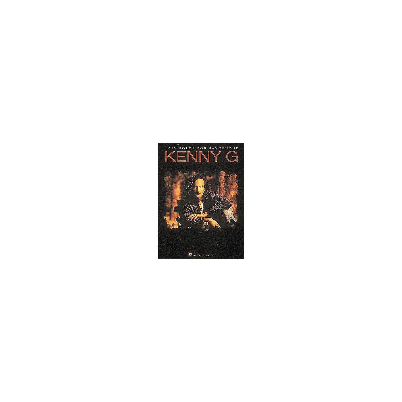 Hal Leonard Kenny G - Easy Solos for Saxophone thumbnail