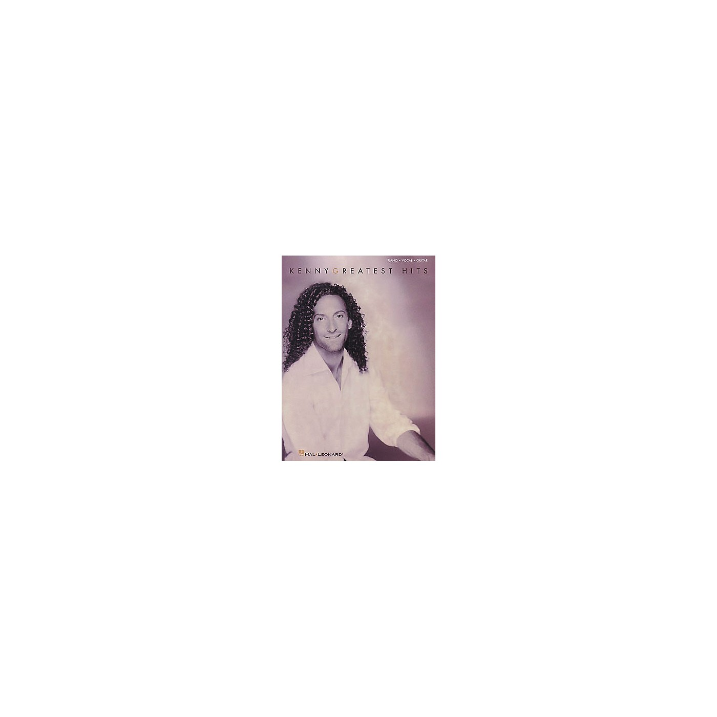 Hal Leonard Kenny G - Greatest Hits Songbook thumbnail