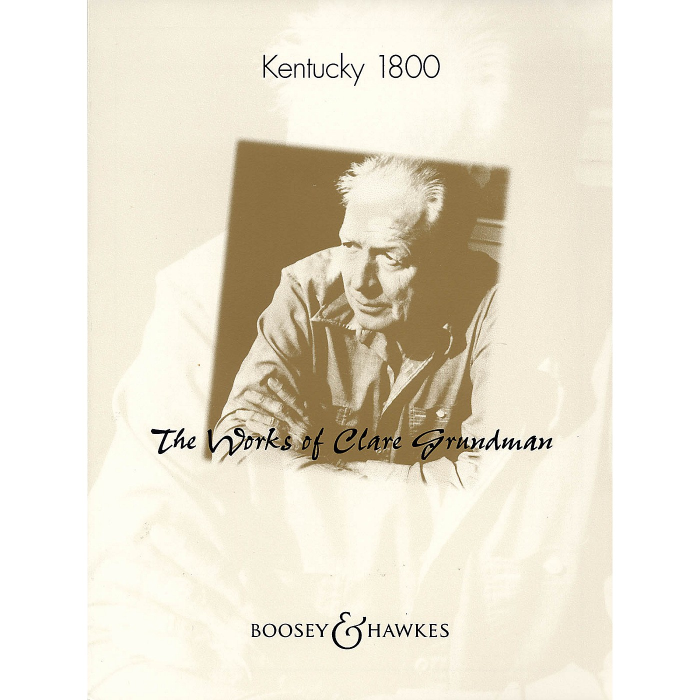 Boosey and Hawkes Kentucky 1800 Concert Band Composed by Clare Grundman thumbnail