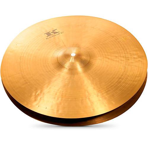 Zildjian Kerope Hi-Hat Cymbal Pair thumbnail