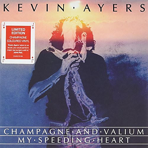 Alliance Kevin Ayers - Champagne & Valium / My Speeding Heart thumbnail