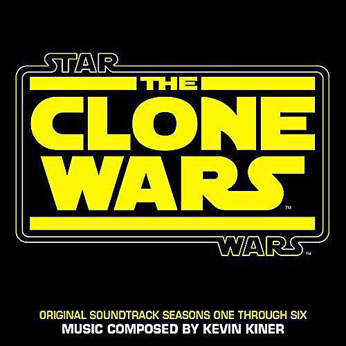 Alliance Kevin Kiner - Star Wars: The Clone Wars Season One (Original Soundtrack) thumbnail