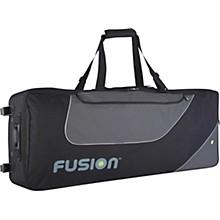 Fusion Keyboard 12 Gig Bag with Wheels (76-88 Keys)
