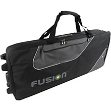 Fusion Keyboard 16 Gig Bag with Wheels (76-88 Keys)