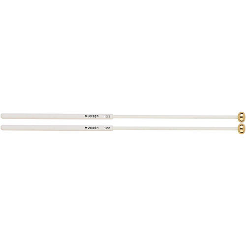 Musser Keyboard Brass Bell Mallets with Two Step Handle - MUS122 thumbnail