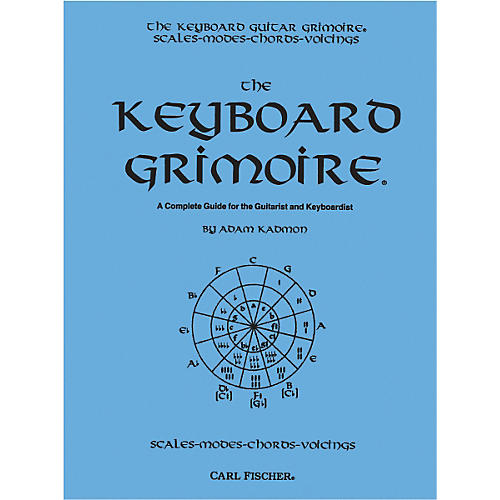 Carl Fischer Keyboard Grimoire - A Complete Guide for the Guitarist and Keyboardist thumbnail