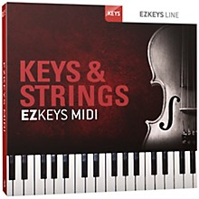 Toontrack Keys & Strings EZkeys MIDI