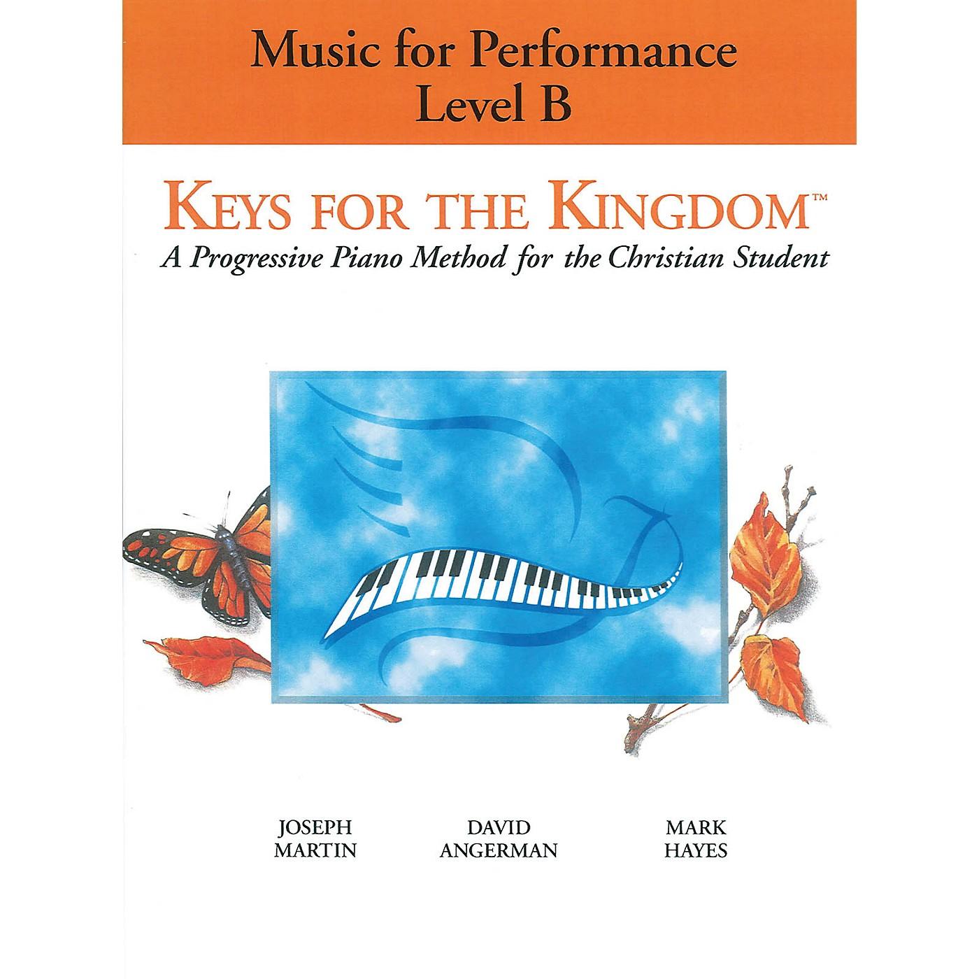 Hal Leonard Keys for the Kingdom Music for Performance (Level B) thumbnail