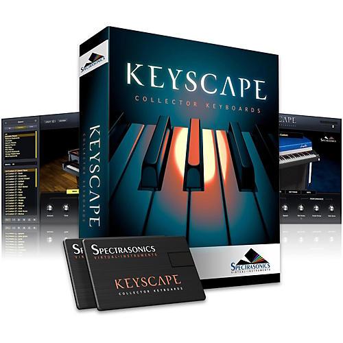 Spectrasonics Keyscape Virtual Keyboard Collection thumbnail