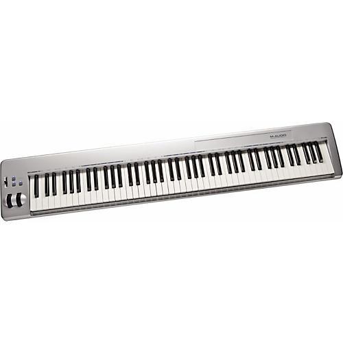 M-Audio Keystation 88es USB MIDI Keyboard Controller thumbnail