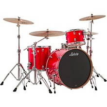 Ludwig Keystone X 3-Piece Pro Beat Shell Pack with 24 in. Bass Drum