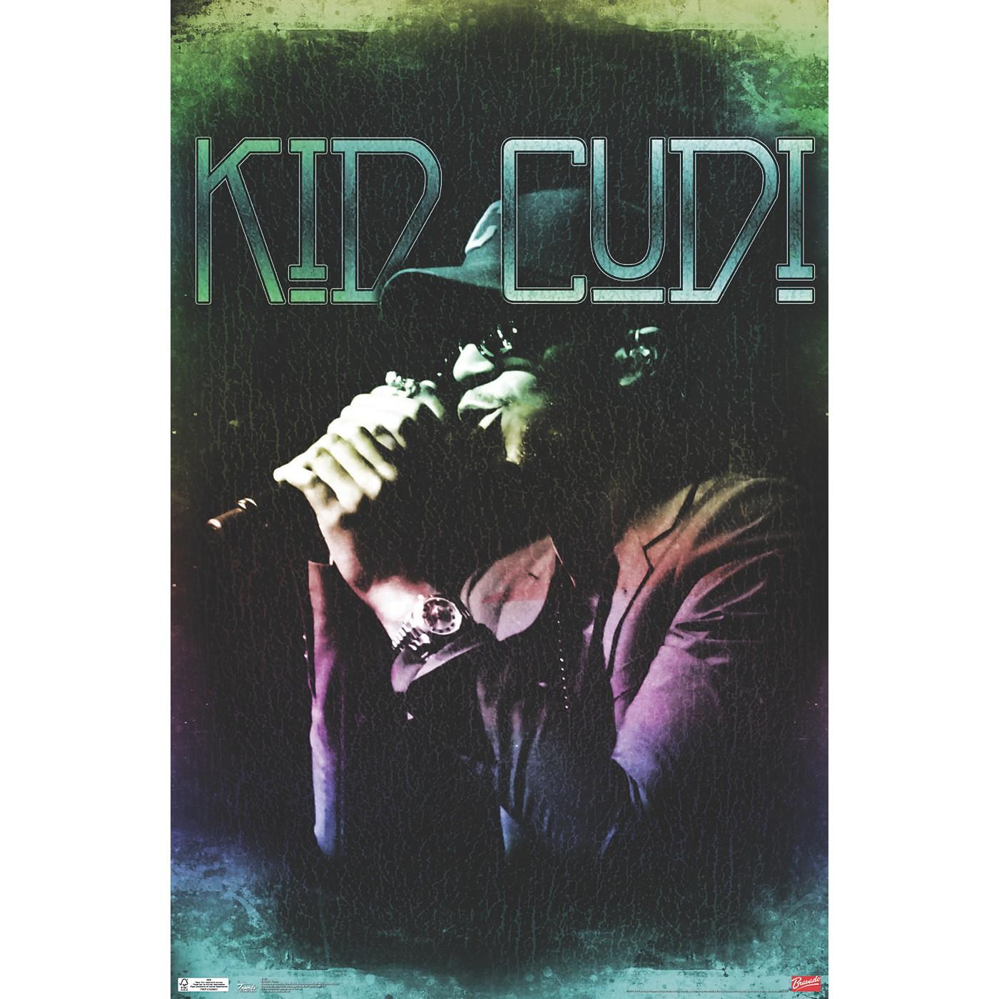 Trends International Kid Cudi - Colors Poster thumbnail