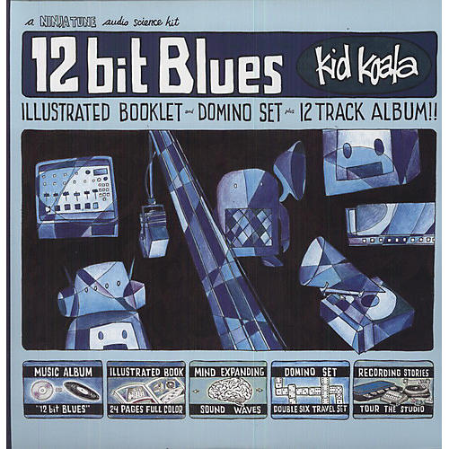 Alliance Kid Koala - 12 Bit Blues thumbnail