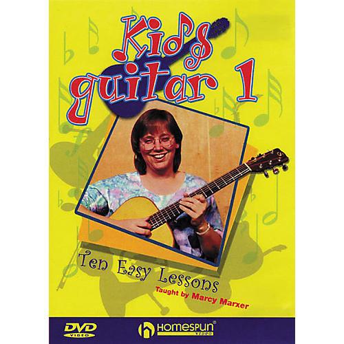 Homespun Kids' Guitar 1 (DVD) thumbnail
