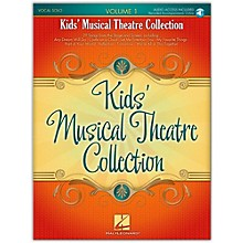 Hal Leonard Kids' Musical Theatre Collection Volume 1 (Book/Online Audio)
