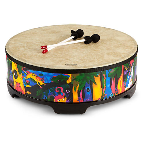 Remo Kids Percussion Gathering Drum thumbnail
