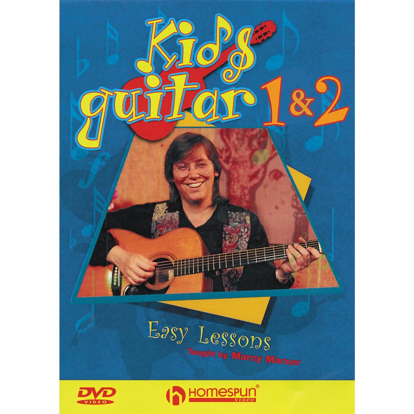 Hal Leonard Kids' Rock Guitar DVD thumbnail
