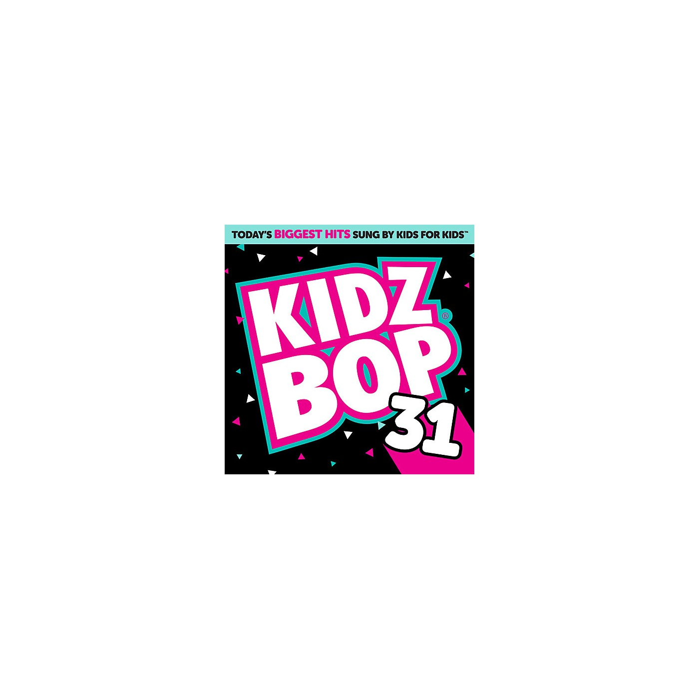 Alliance Kidz Bop Kids - Kidz Bop, Vol. 31 (CD) thumbnail