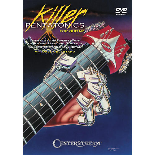 Centerstream Publishing Killer Pentatonics (DVD) thumbnail