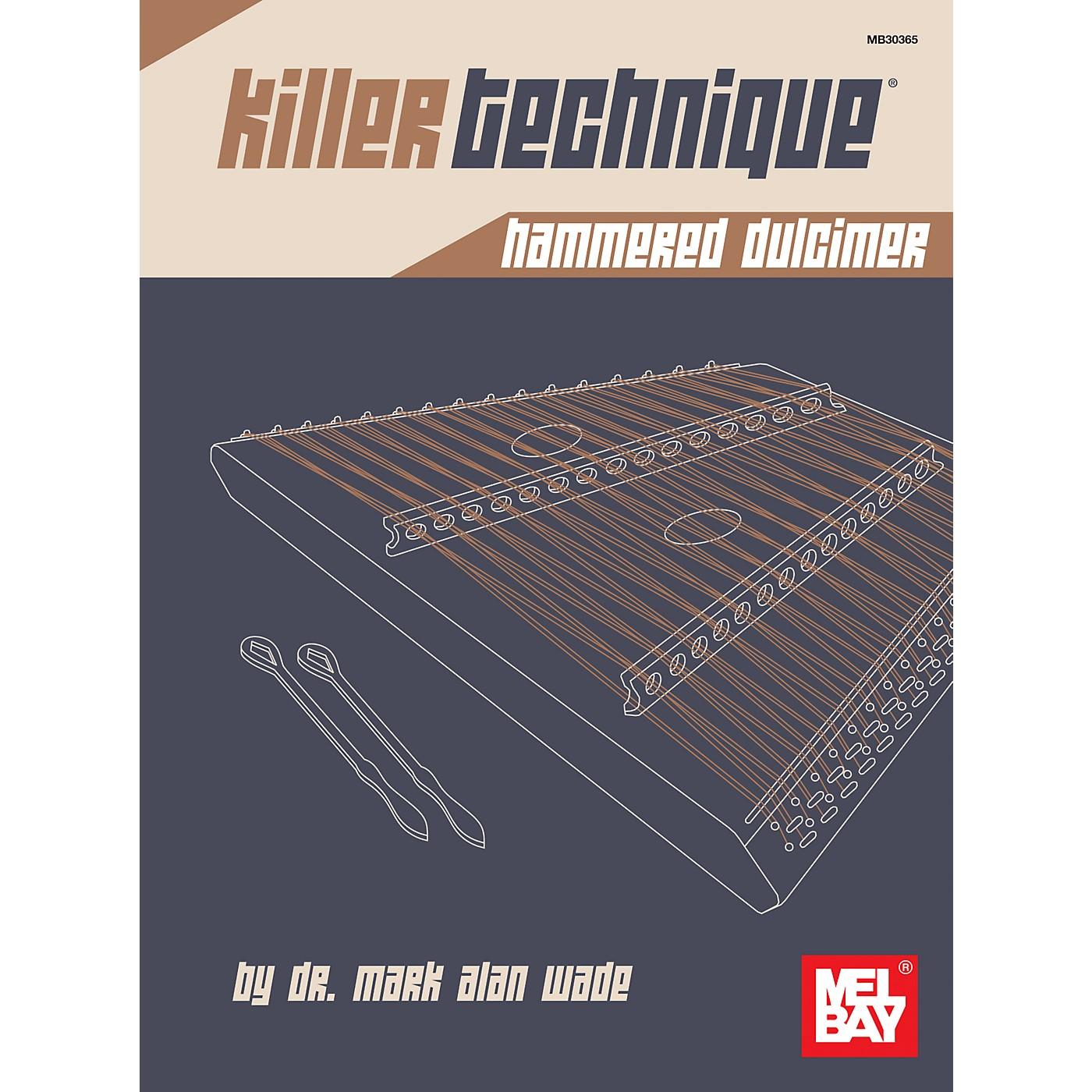 Mel Bay Killer Technique: Hammered Dulcimer thumbnail