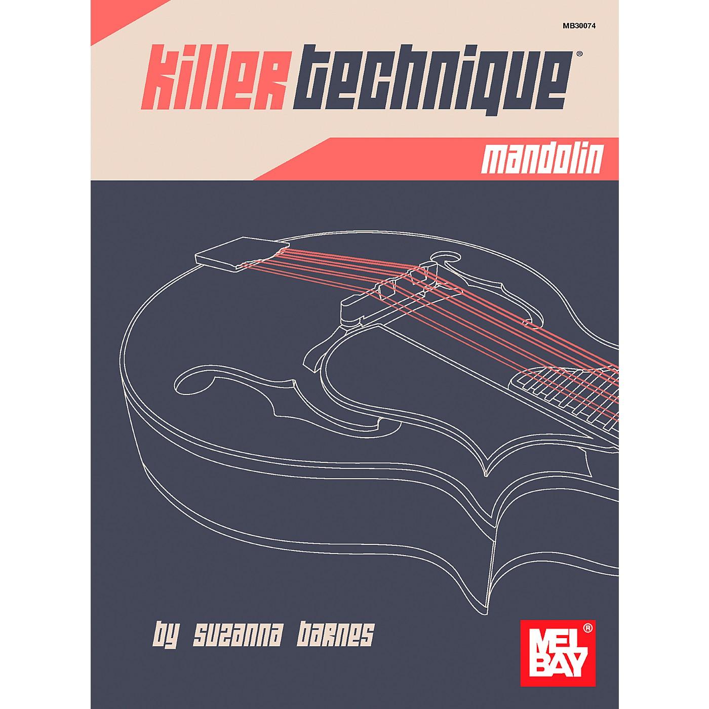 Mel Bay Killer Technique: Mandolin thumbnail